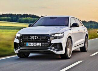 Hybrydowe Audi Q8 – nawet 462 KM i tylko 2,7 l/100 km