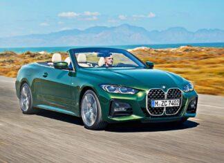 Nowe BMW serii 4 Cabriolet – oficjalne zdjęcia i informacje