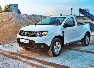 Dacia Duster Pickup już w salonach. Nie jest tania!