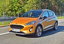 Ford Fiesta Active (2020)