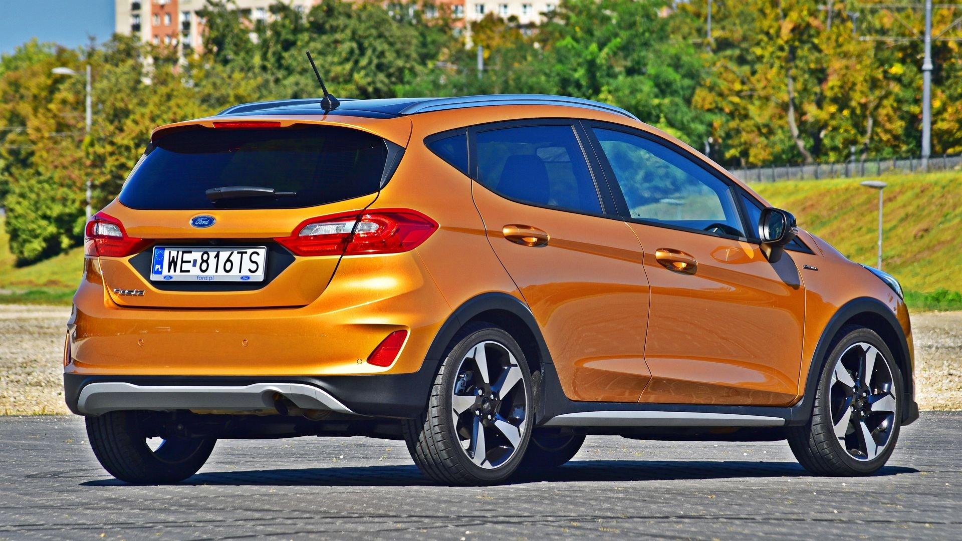 Ford Fiesta Active (2020). Opis wersji i cennik