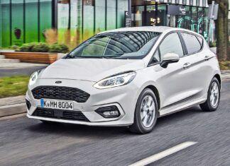 Ford Fiesta (2021). Opis wersji i cennik