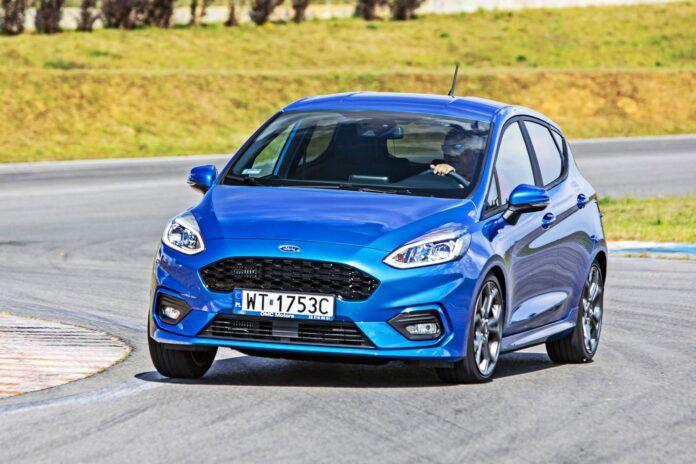 Ford Fiesta ST-Line (2020)