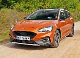 Ford Focus Active (2021). Opis wersji i cennik