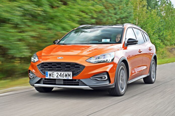 Ford Focus Active (2020)