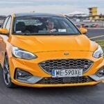 Ford Focus ST - przód