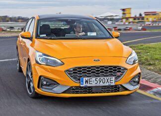 Ford Focus ST (2021). Opis wersji i cennik