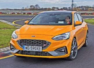 Ford Focus ST (2020). Opis wersji i cennik