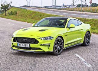 Ford Mustang (2021). Opis wersji i cennik