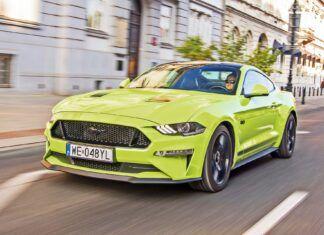 Ford Mustang (2020). Opis wersji i cennik
