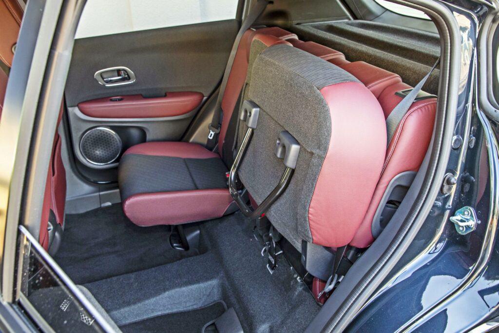 Honda HR-V - Magic Seats
