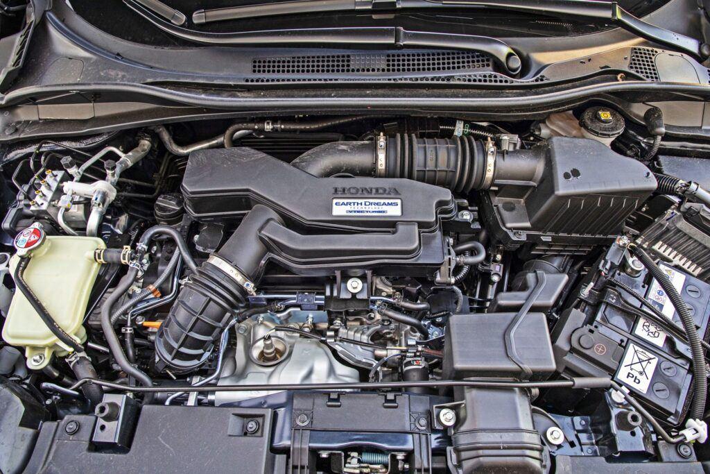 Honda HR-V - silnik