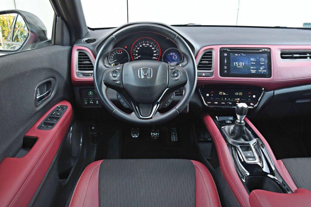 Honda HR-V (2020)