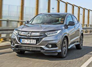 Honda HR-V (2020). Opis wersji i cennik