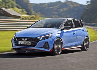 Nowy Hyundai i20 N – oficjalne zdjęcia i informacje