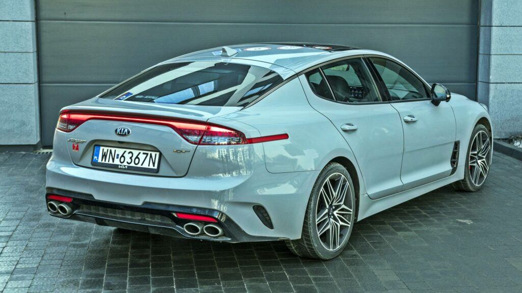 Kia Stinger GT (2021)