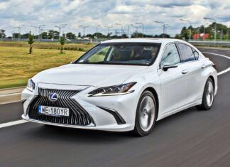 Lexus ES (2021). Opis wersji i cennik