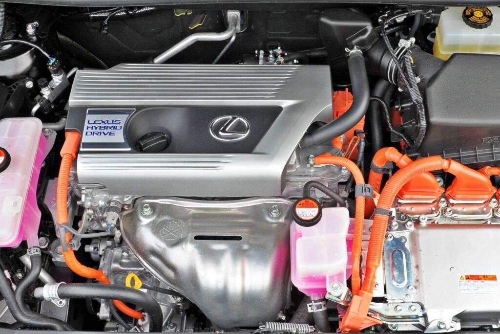 Lexus NX 300h (2020)