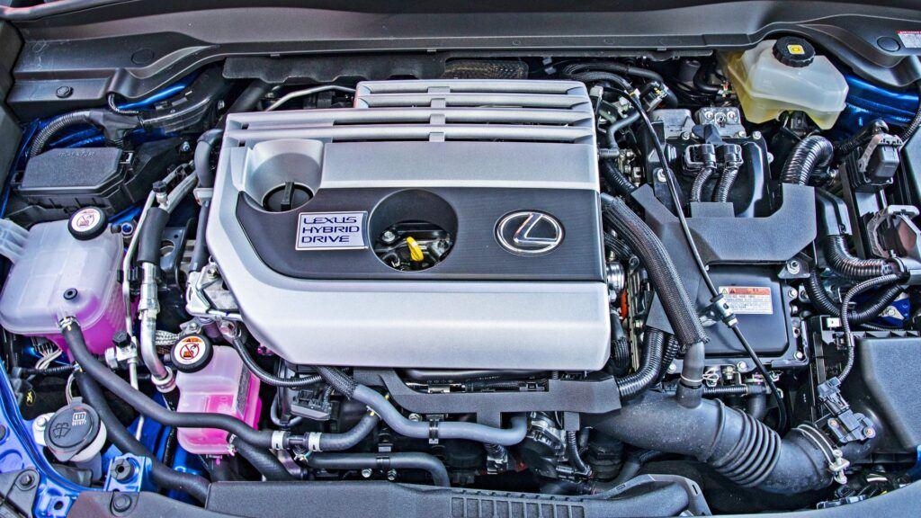 Lexus UX 250h (2020)