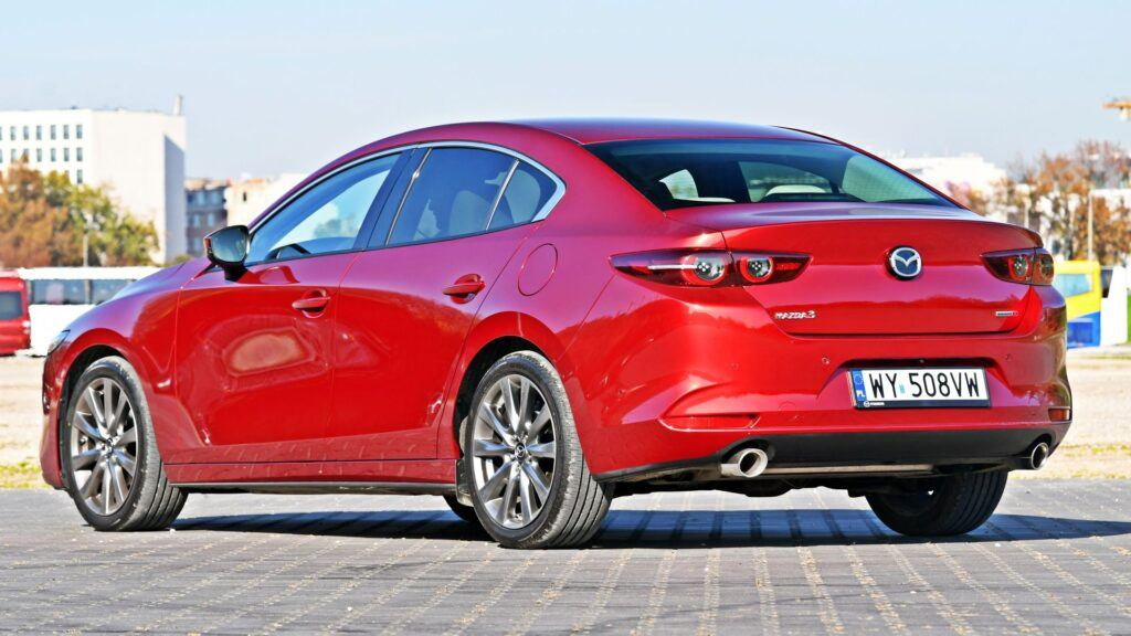 Mazda 3 Sedan (2020)