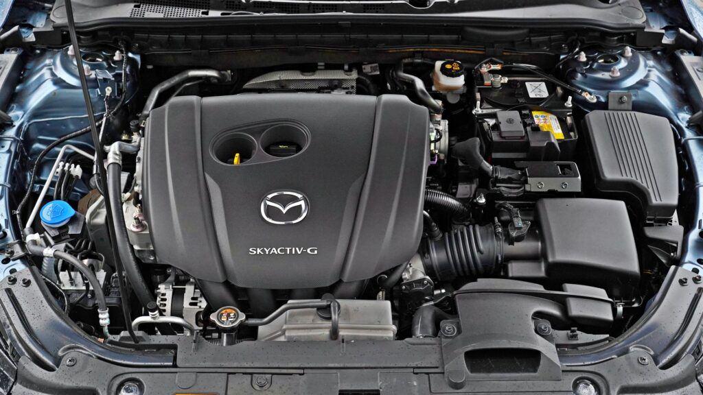 Mazda 6 (2020)