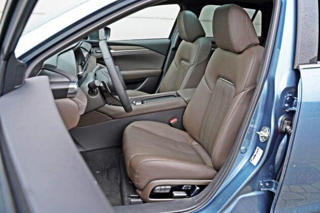Mazda 6 Sport Kombi (2020)