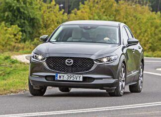 Mazda CX-30 (2021). Opis wersji i cennik
