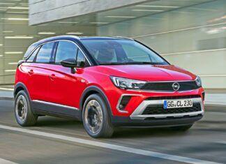 Nowy Opel Crossland (2021). Opis wersji i cennik