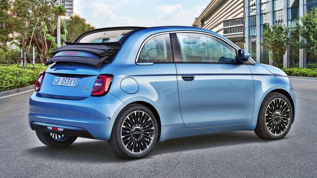 Fiat 500 La Prima Cabrio (2020)