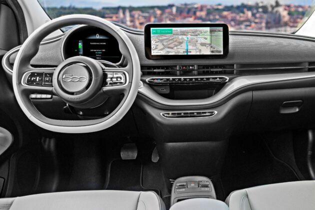 Fiat 500 La Prima (2020)