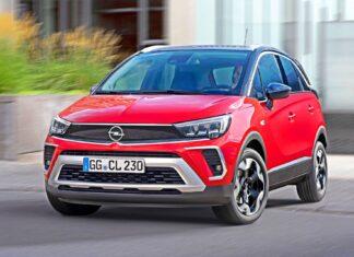 Nowy Opel Crossland (2021) – oficjalne zdjęcia i informacje