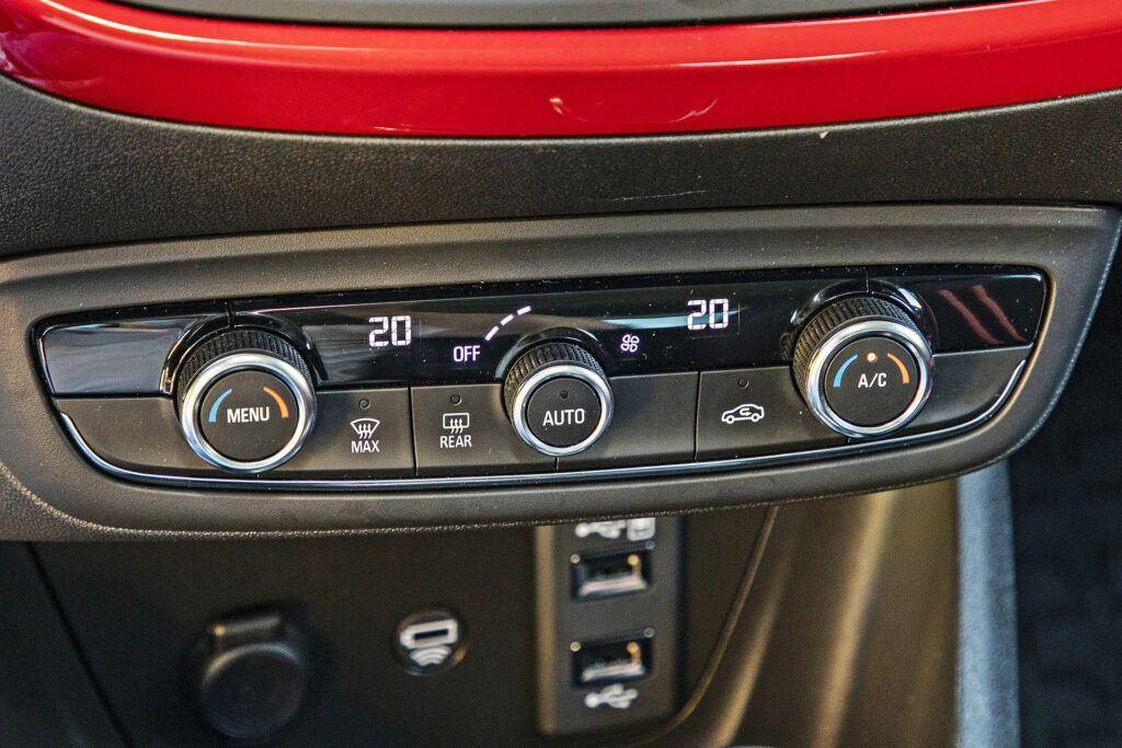 Opel Crossland - klimatyzacja