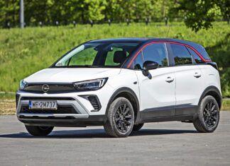 Opel Crossland (2021). Opis wersji i cennik