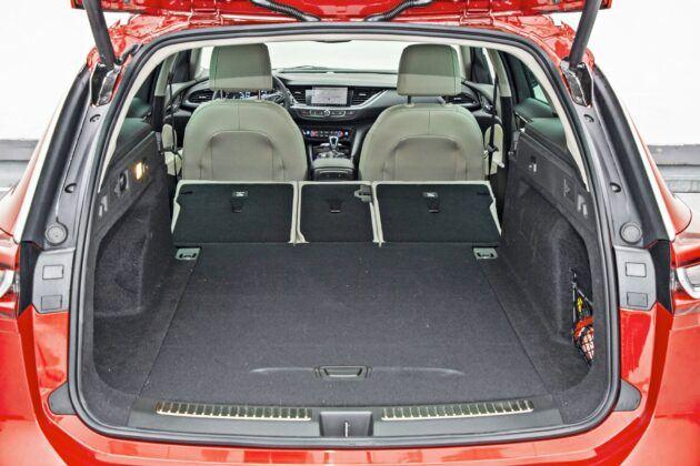 Opel Insignia Sports Tourer - bagażnik