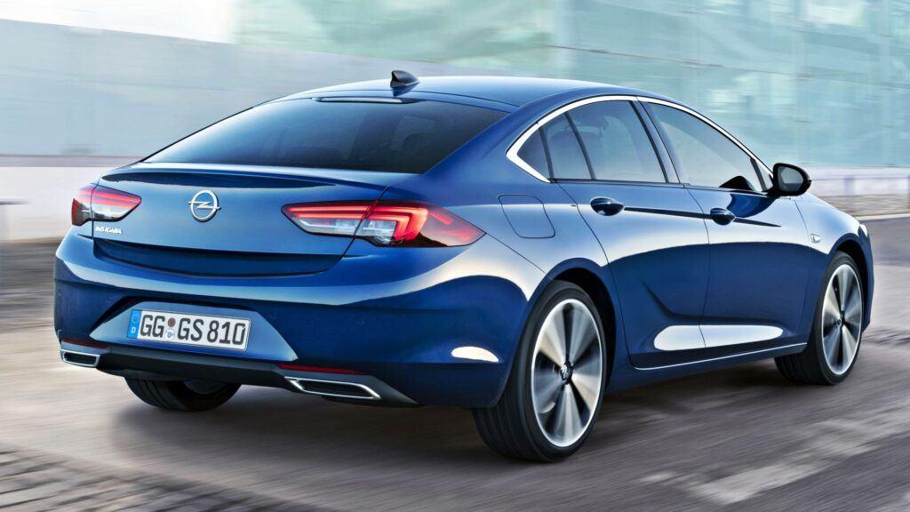 Opel Insignia Grand Sport - tył