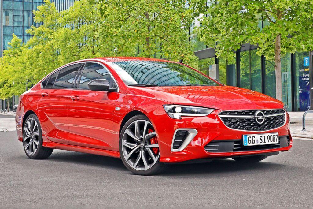 Opel Insignia GSi (2021)