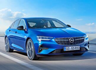 Opel Insignia po liftingu (2021). Opis wersji i cennik