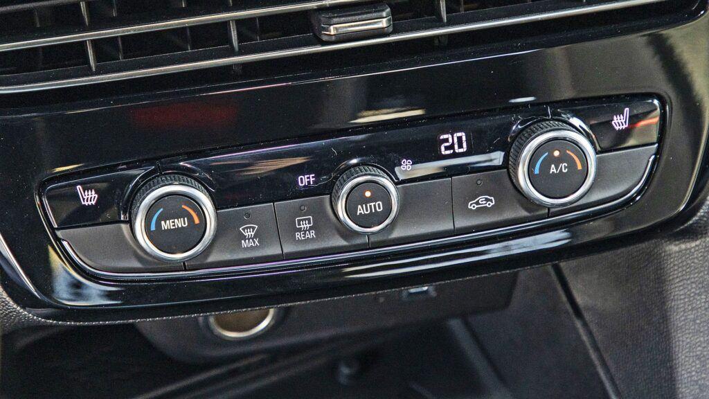 Opel Mokka - klimatyzacja