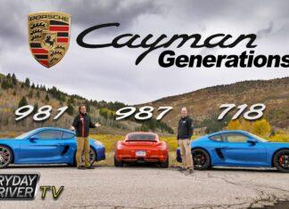 Porsche Cayman – która generacja jest najlepsza?