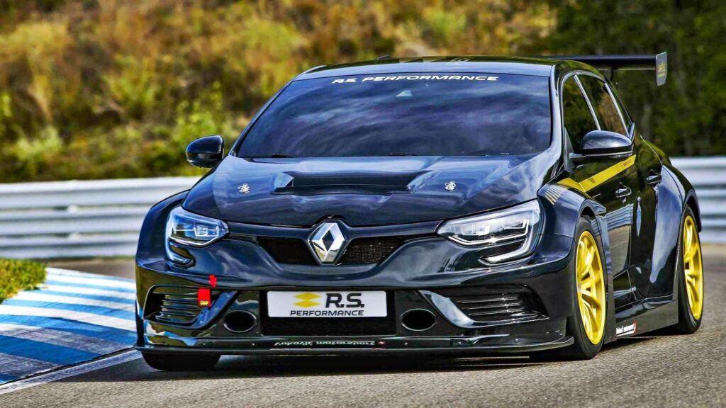 Renault Megane R.S. TC4