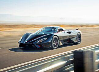 Nowy rekord prędkości. Najszybszym autem świata jest...