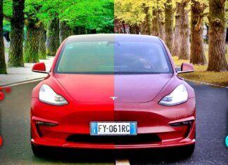 Jak temperatura wpływa na zasięg auta elektrycznego? Test Tesli Model 3