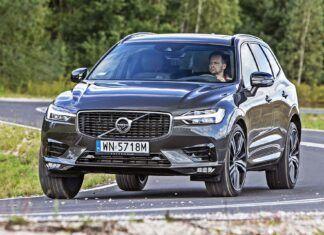 Volvo XC60 (2021). Opis wersji i cennik