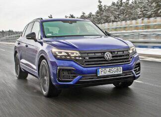 Volkswagen Touareg R (2021). Opis wersji i cennik