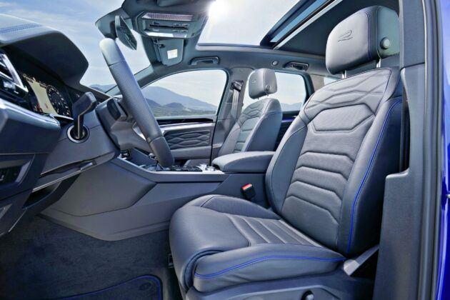 VW Touareg R (2021)