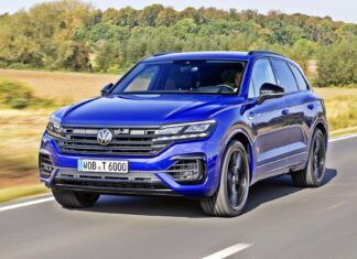 Nowy Volkswagen Touareg R (2021). Opis wersji i cennik