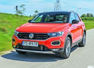 Volkswagen T-Roc (2021). Opis wersji i cennik