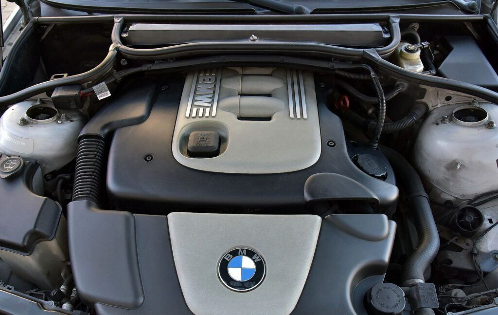 BMW 2.0 M47