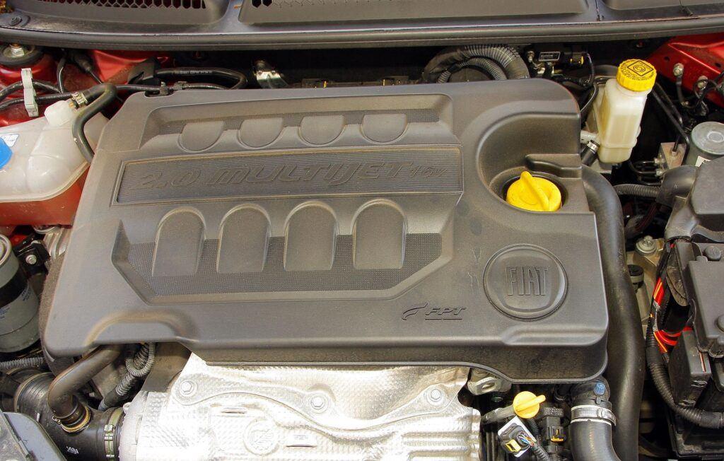 FIAT Bravo II 2.0MultiJet 165KM 6MT SB9574C 05-2009