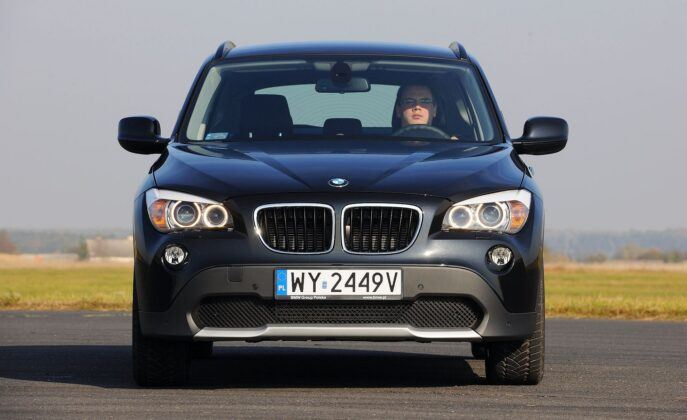 BMW X1 E84 xDrive20d 2.0d 177KM 6AT WY2449V 10-2011